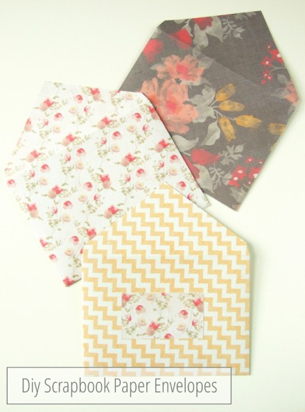 Tutorial - diy-scrapbook-paper-envelopes-Gathering Beauty