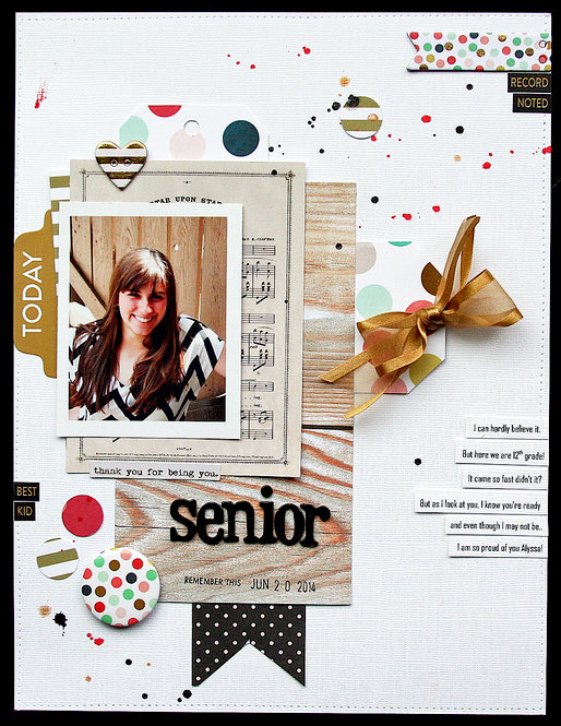 Inspiration du Jour - Senior by ElizabethHellum