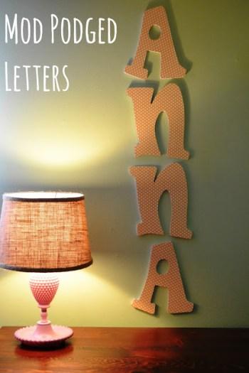 scrap letters