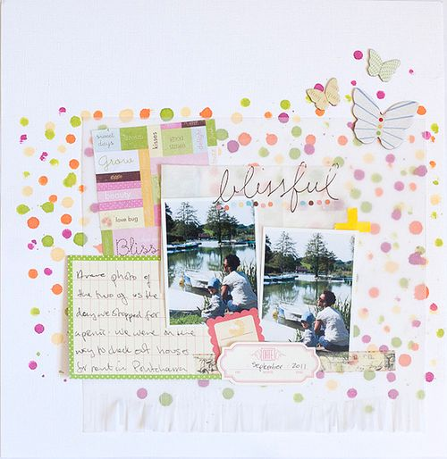 Craft Gossip Summer of Sketches 13 - Francine Clouden