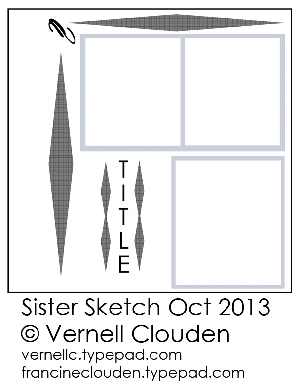 Craft Gossip Summer of Sketches 9 - Aug 8th
