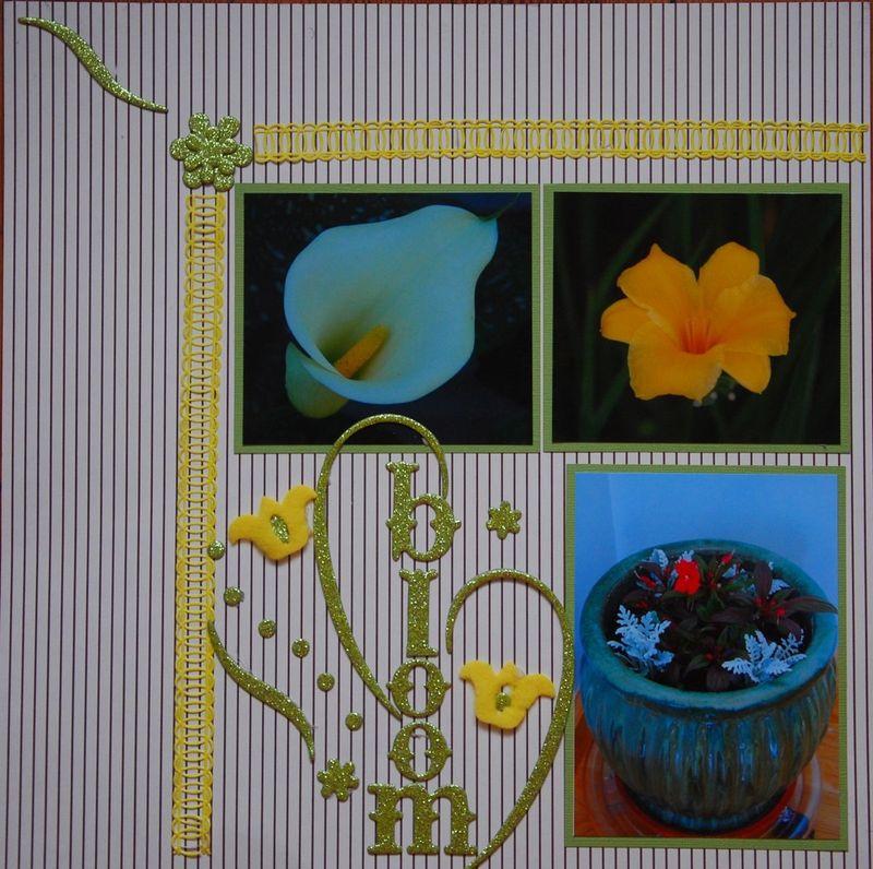 Craft Gossip Summer of Sketches 9 - Vernell Clouden