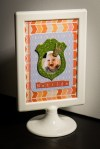 Tutorial   Quick and Easy Scrapbook Photo Frame