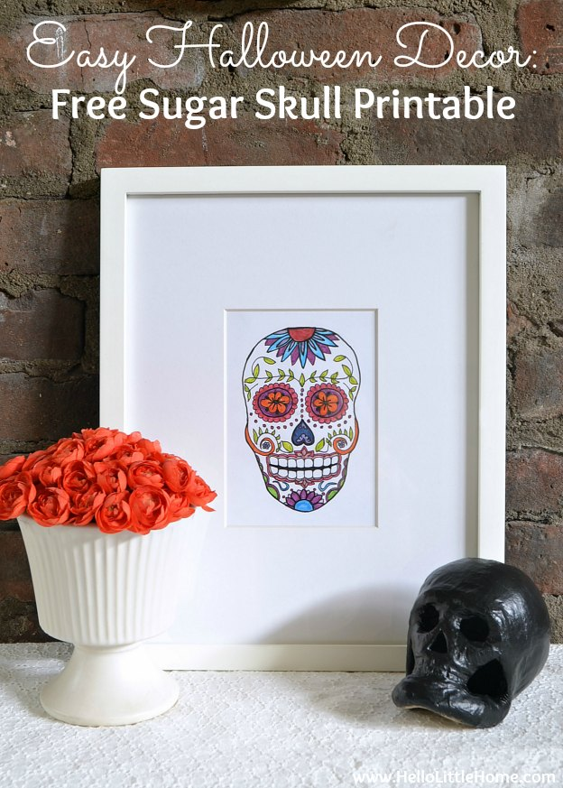 easy-halloween-decor-free-sugar-skull-printable - hello little home
