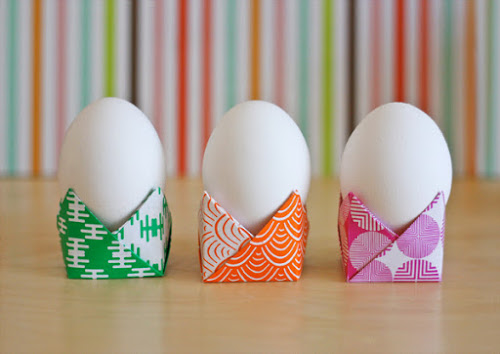 5 Ways to Make Paper Egg Cups for Easter – Scrap Booking
