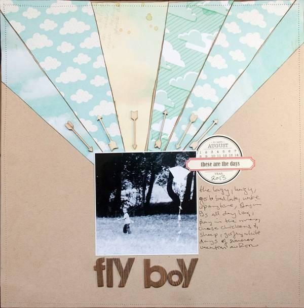Saturday Inspirations  - Fly Boy