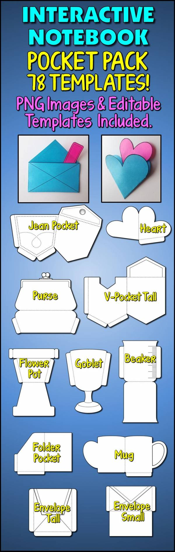 Unusual 10 Best Resume Tips Small 10 Half Hexagon Template Rectangular 1099 Excel Template 12 Month Timeline Template Youthful 1st Place Certificate Template Coloured2 Round Label Template 10 Ways To Make And Use Paper Pockets | Templates \u0026 Tutorials ..