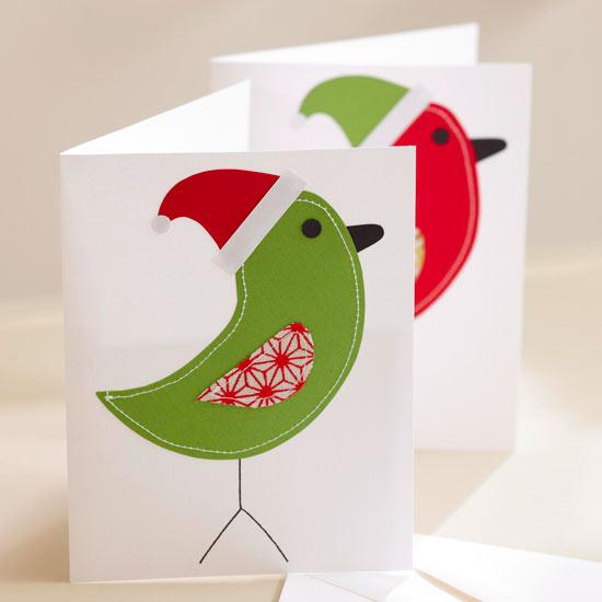 30 Homemade Christmas Card Ideas – Scrap Booking