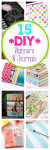 15 Planners & Journals to Make or Print at Home
