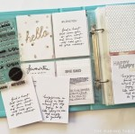 3 Sets of Free Printable Journaling Cards