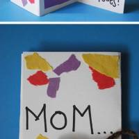 16 Easy Mother's Day Cards for Kids to Make