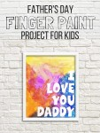 Father's Day Project for Kids
