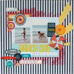 14 Ideas for Scrapbooking Beach Photos