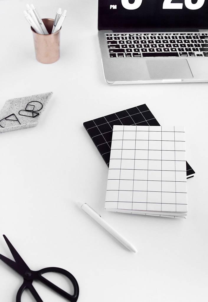 Diy Grid Notebook Covers Free Printable Scrap Booking