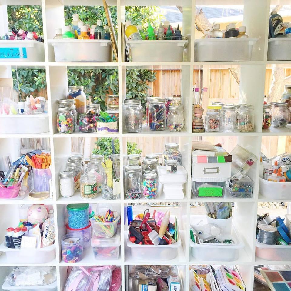 Organize Your Art Supplies