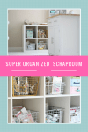 Super Organised Craft Room