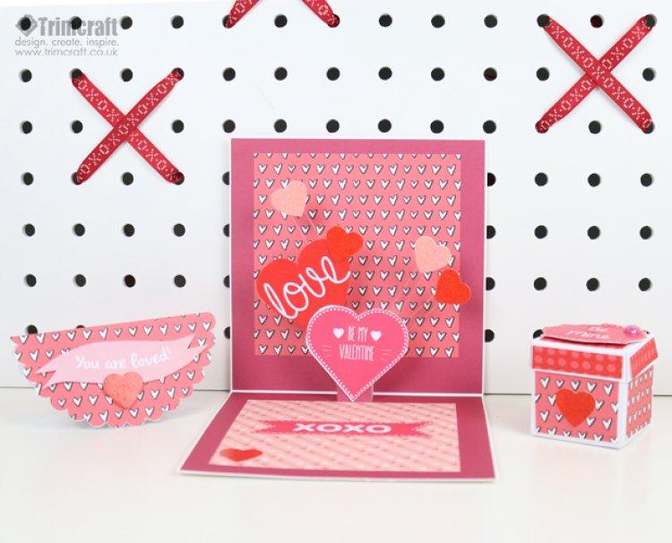 Free Valentine\'s Day Printables & Tutorial – Scrap Booking