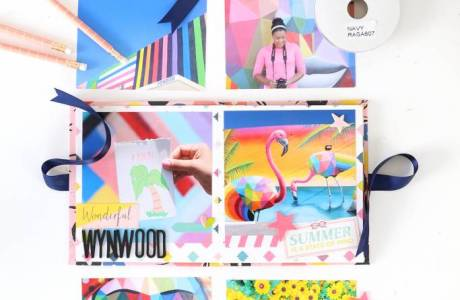 DIY Accordion Photo Book