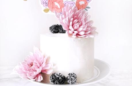 How To Make A Cake Topper Rotate