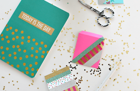 DIY | Mini Washi Tape Cards & Envelopes