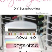 Easy Embellishment Organization