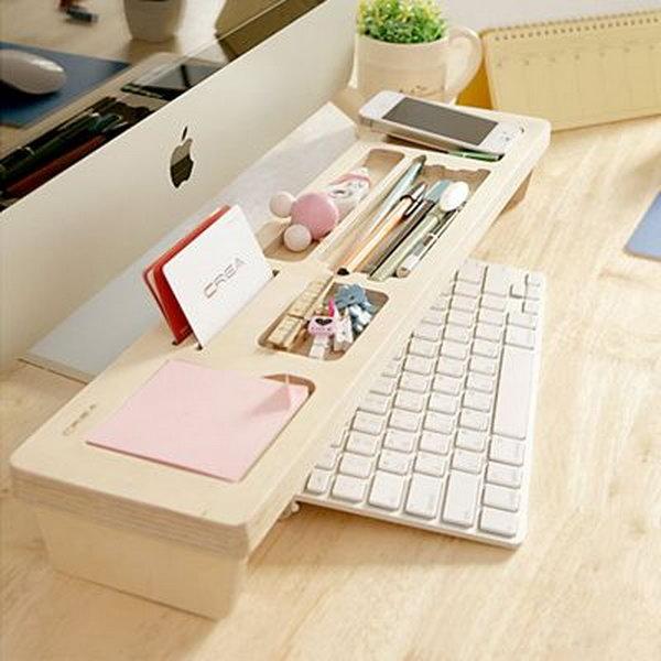 20 Creative Home Office Organizing Ideas Scrap Booking