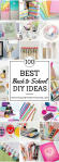 100 Best Back to School DIY Ideas
