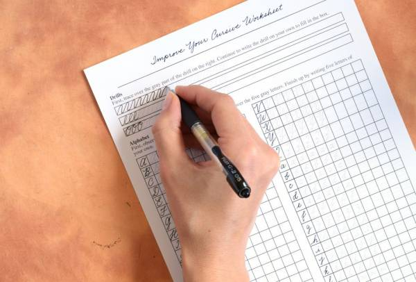 8 Tips to Improve Your Handwriting
