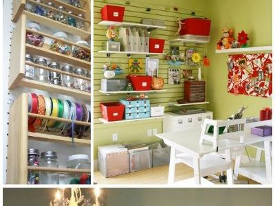 How to Craft a Craft Room