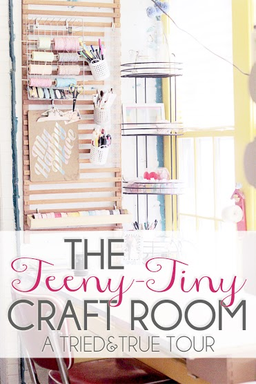 Small Craft Room Tour