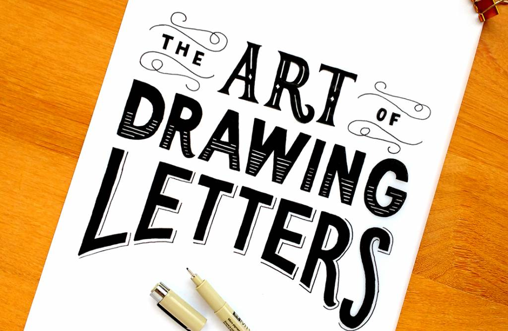 What Is Hand Lettering? – Scrap Booking