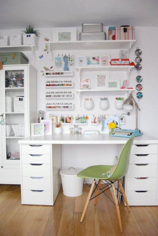 16 Craft Room Furniture Ideas