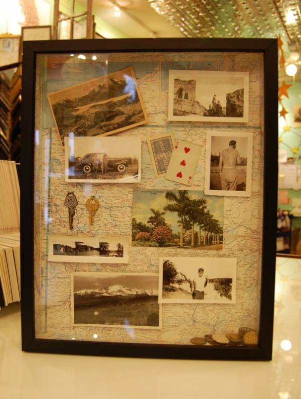 23 Ways to Scrapbook Your Travels Around Your House