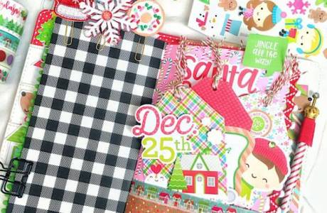 Christmas Planner Pocket Page