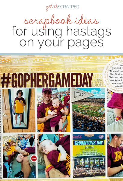 Use Hashtags on Your Pages