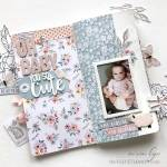 Traveler's Notebook Baby Pages