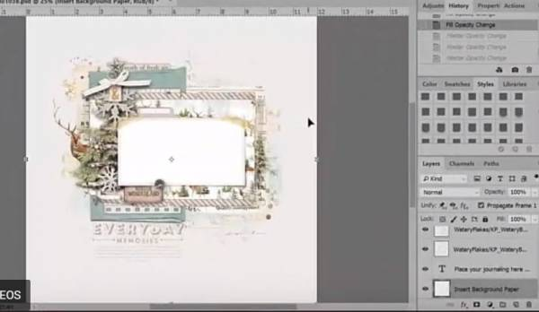 How to Create Digital Vellum