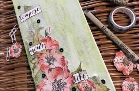 Easy Journal Cover