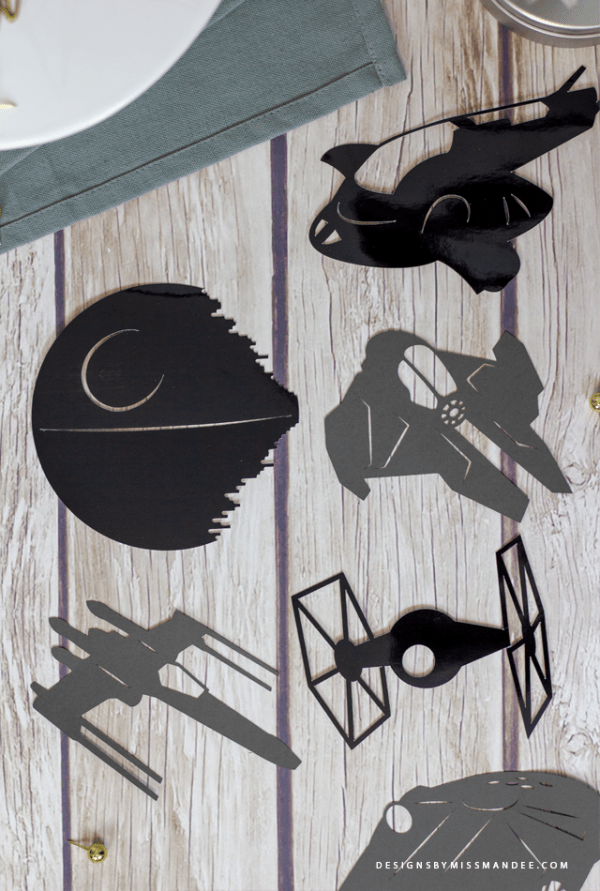 Star Wars Die Cut Files