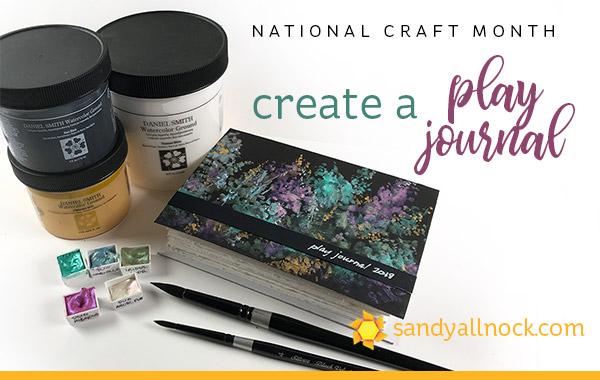 Create a Play Journal