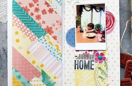 Stamped Journaling Cards