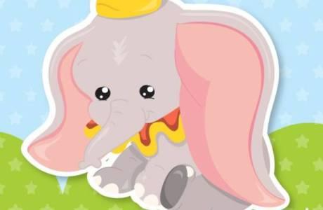 Dumbo Clipart Download