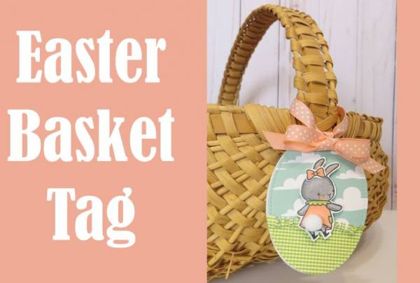 Easter Basket Tag