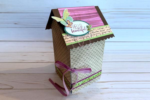 3D House Mini Album