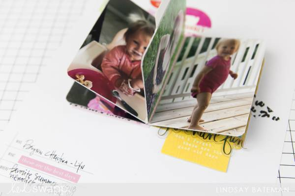 Interactive Booklet Layout