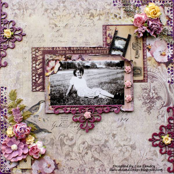 Happy Mother's Day - 12 Layout Inspirations