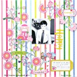 Stripes and Florals Page