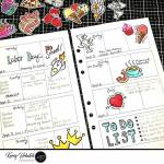 DIY Planner Icons