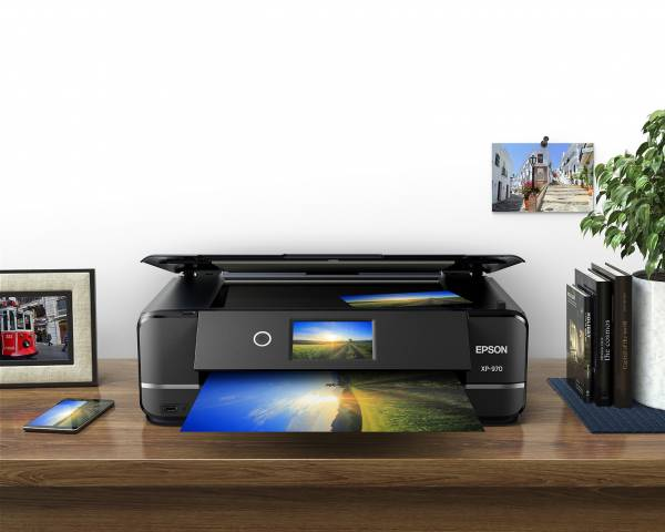 Epson Expression Photo XP-970 Small-in-One Printer