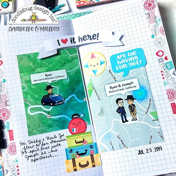 Teen Travel Journal